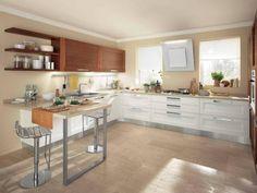 Cucine con penisola (Foto) | Design Mag