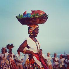 As Ganhadeiras de Itapuã.