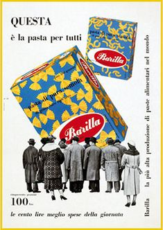 Barilla - Erberto Carboni 1959