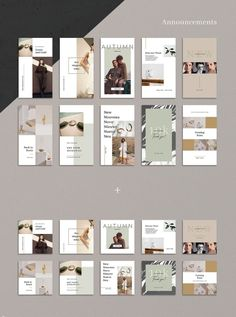 layout storie Plus Size d jeans plus size shorts Instagram Design, Layout Do Instagram, Instagram Post Template, Portfolio Design Layouts, Graphic Design Magazine, Magazine Layout Design, Corporate Design, Branding Design, Maquette Site Web
