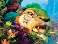 os croods tigre - Pesquisa Google