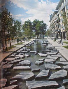Natui » naturaleza creativa » Arquitectura, paisaje y agua