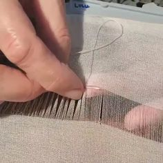 Best 11 Maria Teresa Mainez's media content and analytics – SkillOfKing. Chain Stitch Embroidery, Embroidery Stitches Tutorial, Embroidery Sampler, Hardanger Embroidery, Embroidery Art, Embroidery Patterns, Hand Embroidery Videos, Hand Embroidery Flowers, Flower Embroidery Designs