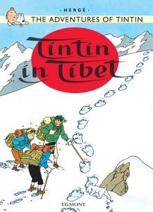Tintin is astonishing. Herge made these books with detailed drawings, intricate plots, and wonderfully unique characters. In Tintin in Tibet, Tintin and Captain Haddock try to rescue Tintin's friend Chang.