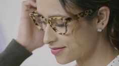 ♥ This Valentine's Day, fall In Love with Prada Eyeglasses - This video is adorable. FramesDirect.com on YouTube