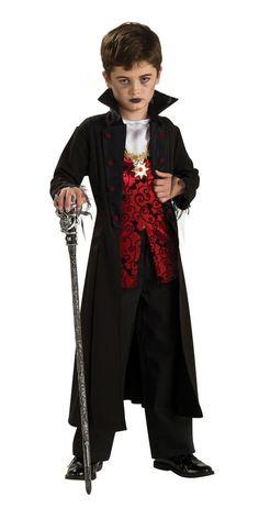 Royal Vampire Childrens Costume (883917) £21.99 #fancydress #costumes #Halloween