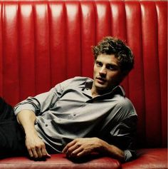 Jamie Dornan as Christian Grey in 50 Shades of Grey http://fiftyshadesofgreyfanclub.com/the-50-shades-of-grey-film-will-be-better-than-the-book/