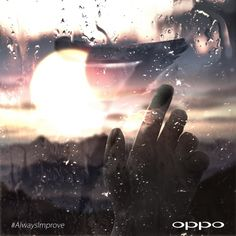 Gloves and wet hands will not be an issue with the sensitive screen of Find 7. #AlwaysImprove #Find7