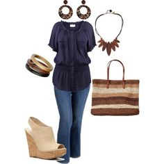 """""""plus size outfit"""" by penny-martin on Polyvore"""