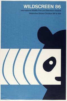 Tom Eckersley - wildscreen 86 panda