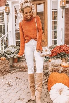 15 Herbst Vibes Presets Mobile Presets Herbst Presets Herbstsaison Kürbis Presets In . Simple Fall Outfits, Fall Fashion Outfits, Casual Fall Outfits, Fall Fashion Trends, Fall Winter Outfits, Autumn Winter Fashion, Early Fall Outfits, Women's Fashion, Fall Fashion Women