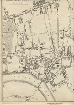 Victorian map of London  sheet no 89,  1863 ( not a copy)  folding  map from an Atlas.  The area shown includes Hammersmith, Holland Park, Brook Green, Ravenscourt Park, West Kensington, Baron's Court, Earl's Court & Goldhawk Road. Part of Shepherd's Bush Green is shown at the top centre of the map. The bridge across the Thames (lower left) is Hammersmith Bridge. Holland Park is depicted top right, and Ravenscourt Park Shepherds Bush, Holland Park, London Map, Royal Mail, United Kingdom, Centre, Vintage World Maps, Bridge, Europe