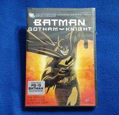 Batman Gotham Knights dvd ($8) is on sale now at Mercari! https://item.mercari.com/gl/m791697714/