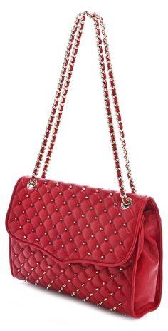 Rebecca Minkoff Spiky Studded Large Affair Bag