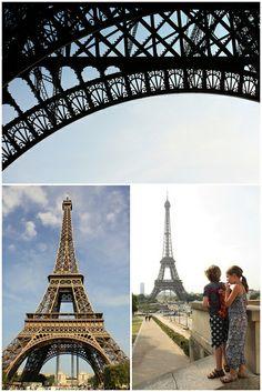 Hoeveel Parijs kan je zien op 1 dag // - - spiegel aan de wand - - Boursin, New Day, Tower, Vacation, Building, Holiday, Travel, Dreams, Sweet
