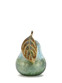 Pear shaped clutch...cute