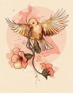 Love the bird