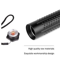 XANES 1293 Zoomable USB Rechargeable LED Flashlight XHP50 Highlight Telescopic 18650 2660 Torch Holiday Lights, Raw Materials, Led Flashlight, Led Strip, Strip Lighting, Telescope, Highlight, Usb, Raw Material
