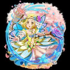Elaine from the seven deadly sins (nanatsu no taizai)