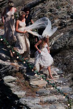 wedding scene mamma mia - Google Search