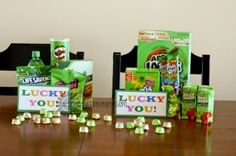 """""""Lucky You"""" green treats for St. Patrick's Day! by marylou"""