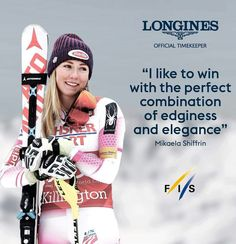 Mikaela Shiffrin, Different Sports, Alpine Skiing, Winter Olympics, Athletes, Frost, Gears, World, Winter Olympic Games