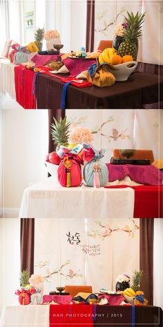 First Birthday Party | Korean 1st Birthday Party | Northern VA Photographer | Joy Han Photography