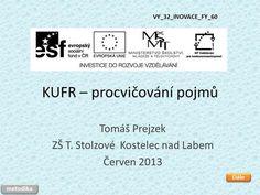KUFR – procvičování pojmů> Boarding Pass, Author, Literature