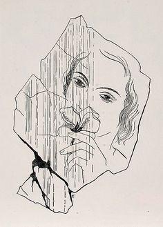 Toyen-Konjunktura I-Art Gallery, Svetlana a Lubos Jelinkovi Max Ernst, Art Academy, Magritte, Joan Miro, Surreal Art, New Artists, Sketchbooks, Prague, Caricature