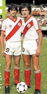 Enzo Francescoli & Norberto Alonso