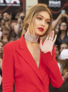 Gigi Hadid || 2016 MuchMusic Video Awards
