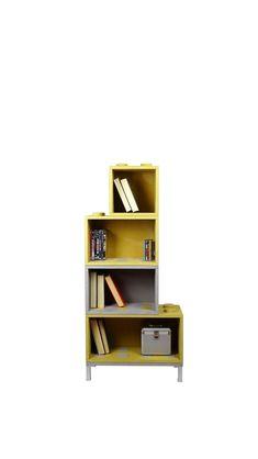 Combi Serena, scaffale/shelf modulare di design.