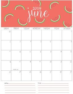 Catch 2019 Printable Calendar June And December ⋆ The Best Printable Calendar Collection June Calendar Printable, June 2019 Calendar, 2018 Calendar Template, National Day Calendar, Diy Calendar, Holiday Calendar, Work Calendar, Creative Calendar, Weekly Calendar