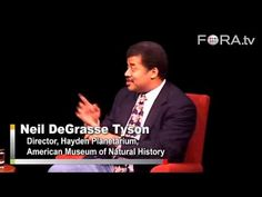 """Neil DeGrasse Tyson discusses """"Death by Black Hole: And Other Cosmic Quandries."""""""