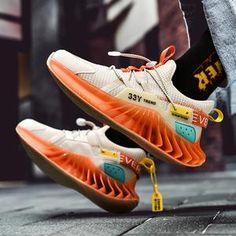 VORTEX '33Y Trend' X9X Sneakers – Men's Luxury Boutique - X9X™ Mode Mantel, Sneakers Looks, Socks And Heels, Shoe Collection, Designer Shoes, Street Wear, Footwear, Sporty, Mens Fashion