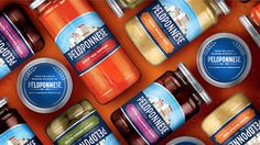 Peloponnese is Here to Take You On a Culinary Adventure — The Dieline | Packaging & Branding Design & Innovation News
