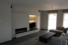 Interieurarchitect - Lievens Interiors : Open haarden