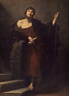 Saint James the Greater / Santiago el Mayor // 1631 // José de Ribera // #Apostle
