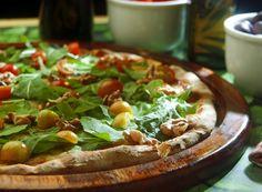 Pizza que faz bem!