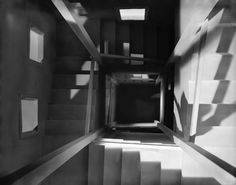 James Casebere Stairwell 1983-1991