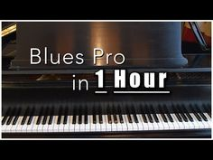 3 blues piano licks to make you sound like a pro in 1 hour - Aurora Le Piano, Piano Music, Piano Jazz, Sheet Music, Piano Lessons, Music Lessons, Boogie Piano, Music And The Brain, Piano Teaching