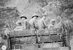 Transporte de tropas vietnamitas.