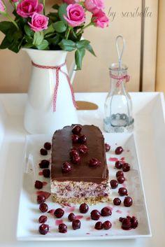 Kirsch-Stracciatella-Kuchen ~ SASIBELLA