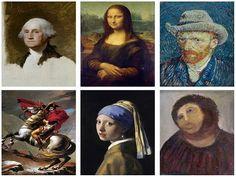 001 Estudar uma obra de arte é quase como estudar história: é possível descobrir coisas incríveis sobre artistas, sociedades antigas e, inclusive, sobre o funcionamento do cérebro humano. Confira algumas descobertas impressionantes a seguir: