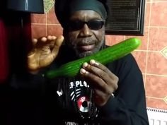 Learn about cucumbers with this catchy rap.<br>Have you ever been so inspired by a vegetable that you just had to rap about it? Well, Macka B certainly has, and we couldn't be happier. Anyone else craving a cucumber right about now?