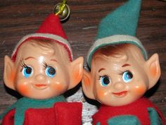 Wow it was called a Pixie when I was growing up... who would have known Elf on the Shelf is so popular
