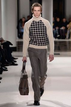 Hermes Autumn/Winter 2017 Menswear Collection | British Vogue