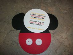 "Photo 1 of 20: Mickey Mouse / Birthday ""Ethan's Mickey Mouse Party"" 