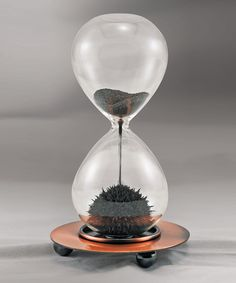 Magnetic Sand Timer by  TEDCO