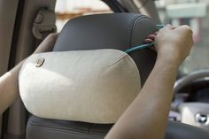 Purggo creates fantastic all natural car air fresheners that are made from 100% bamboo charcoal. The air purifier absorbs and eliminates odors and lasts more than 365 days in your car. It's also fragrance and allergen-free. http://purggo.com/products/car-air-freshener